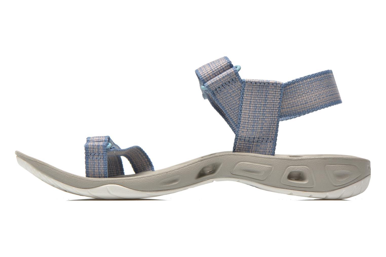 Chaussures de sport Columbia Sunbreeze Vent Avalon Bleu vue face