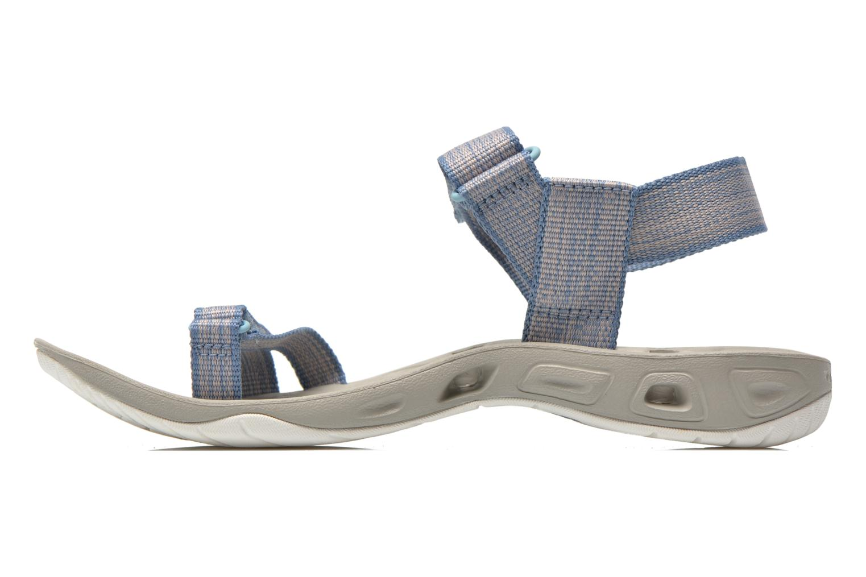 Zapatillas de deporte Columbia Sunbreeze Vent Avalon Azul vista de frente