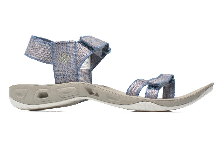 Chaussures de sport Columbia Sunbreeze Vent Avalon Bleu vue derrière