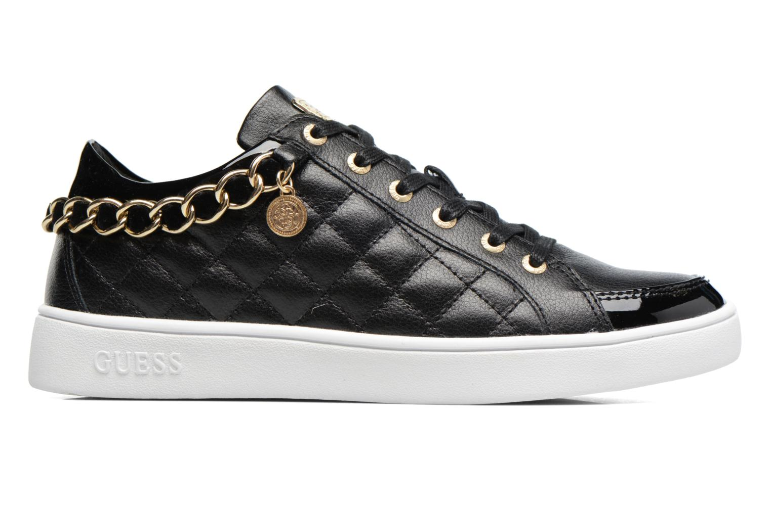 Trainers Guess Glinna Black back view