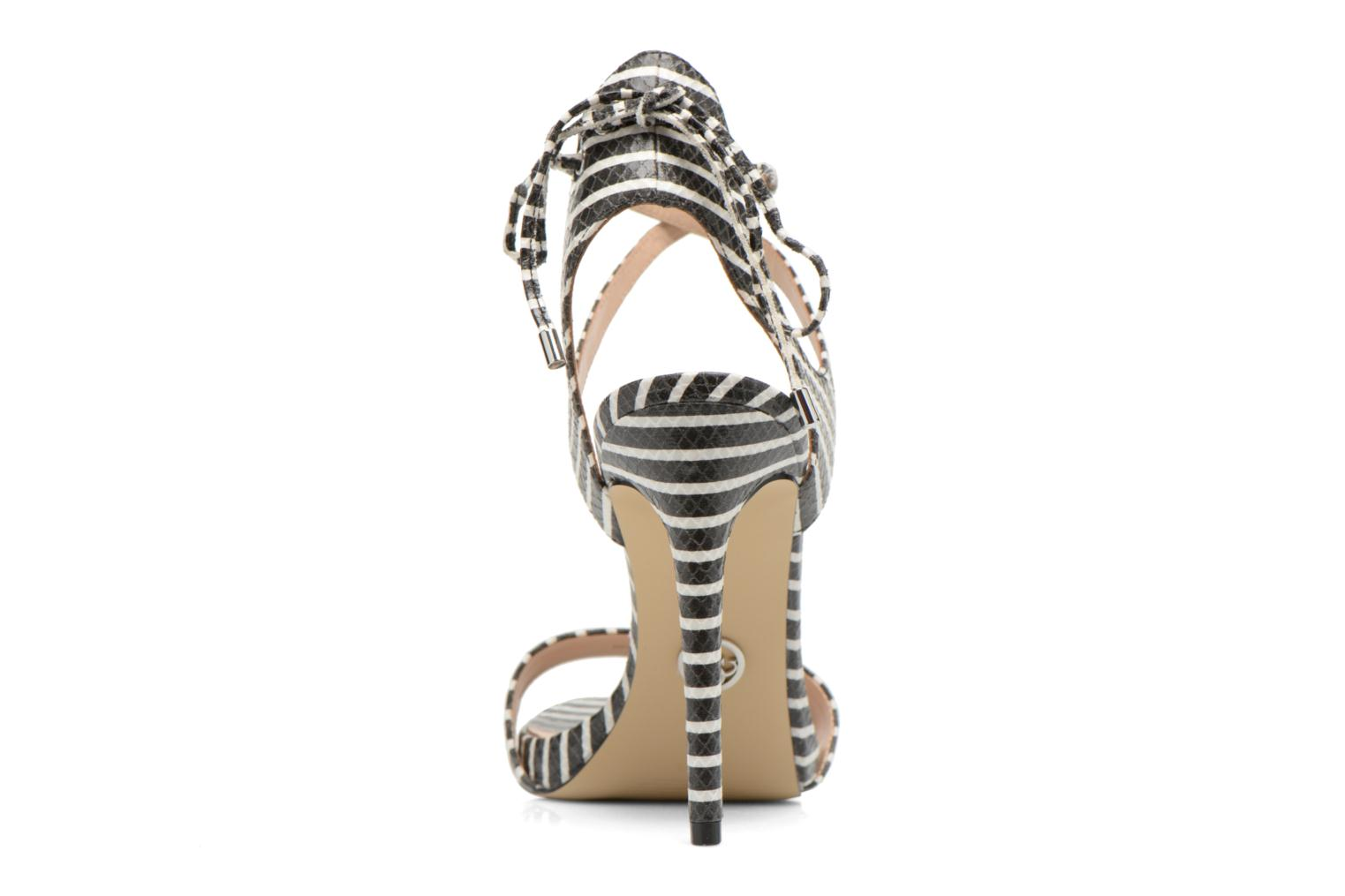Sandals Guess Alisse Multicolor view from the right