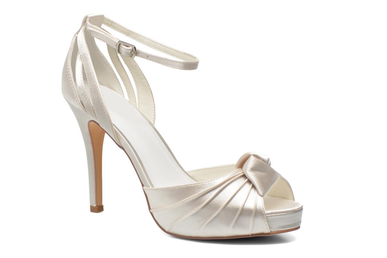 Sandales et nu-pieds Menbur Amelia Blanc vue détail/paire
