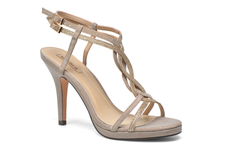 Menbur GERBERA Argent - Livraison Gratuite avec  - Chaussures Sandale Femme