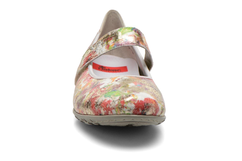 Ballerina Rieker Topi L2062 Multi bild av skorna på