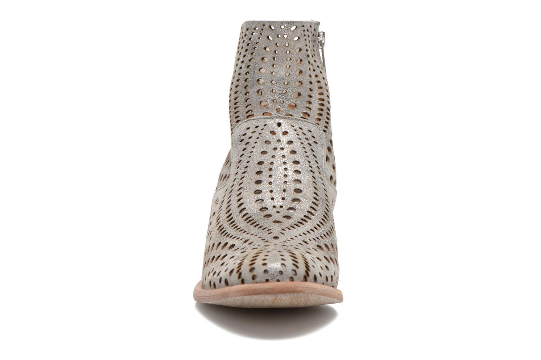 Bottines et boots Karston Fun Argent vue portées chaussures