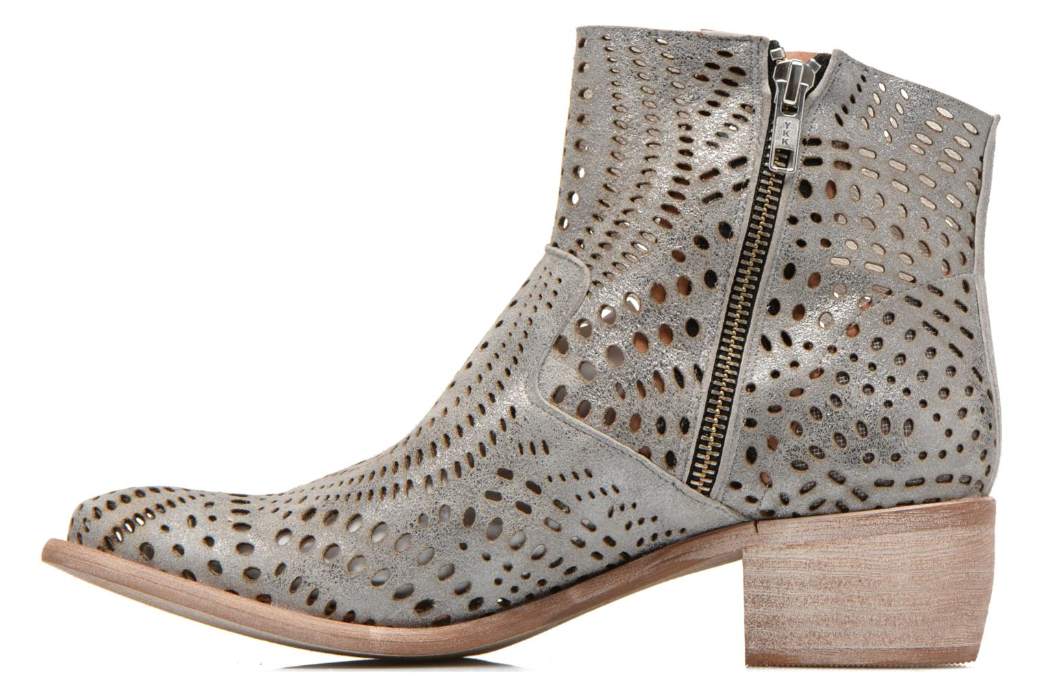Ankle boots Karston Fun Silver front view