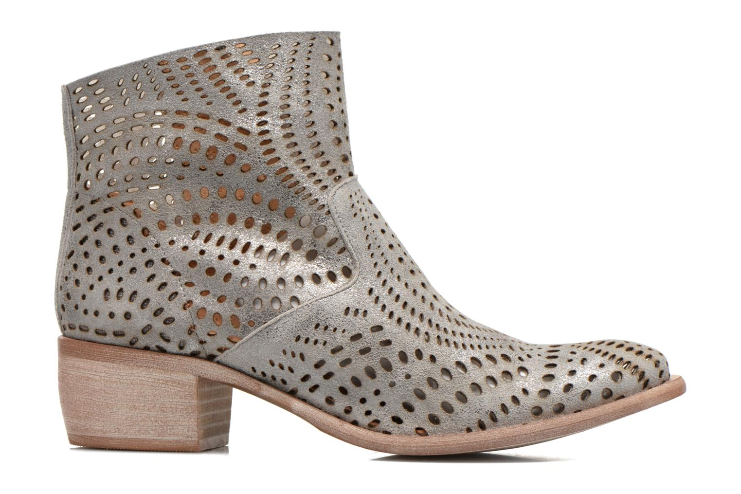 Ankle boots Karston Fun Silver back view