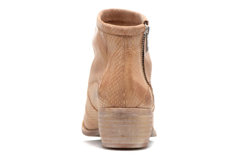 Bottines et boots Karston Fuego Marron vue droite