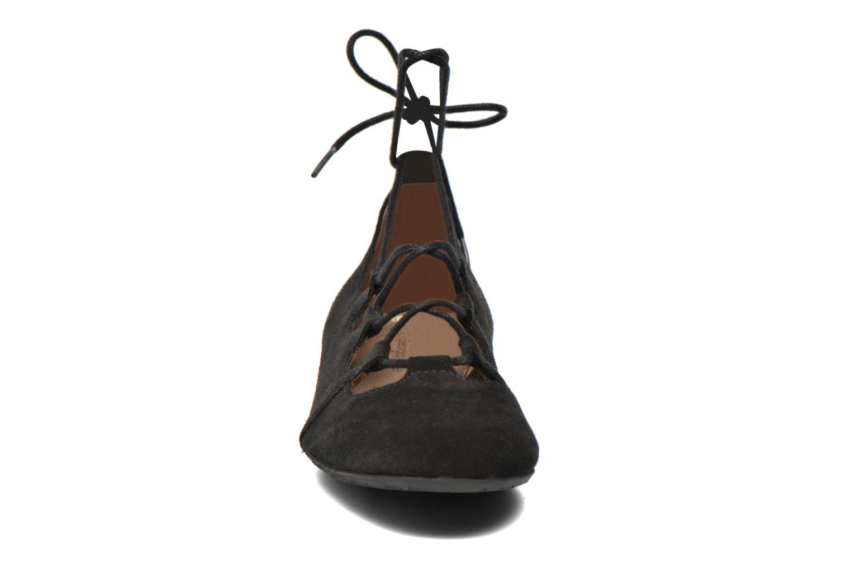Ballet pumps Georgia Rose Calies Black model view