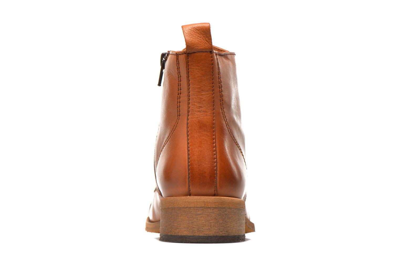 Bottines et boots Georgia Rose Casaki Marron vue droite