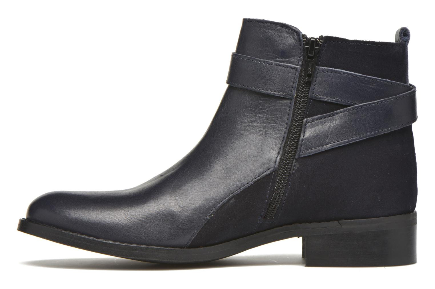 Ankle boots Georgia Rose Colery Blue front view
