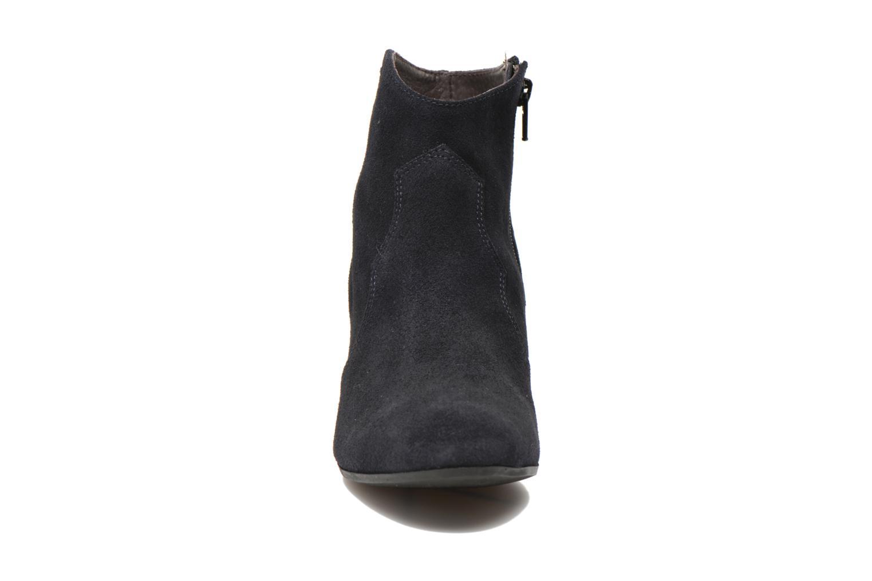 Bottines et boots Georgia Rose Ceceki Bleu vue portées chaussures