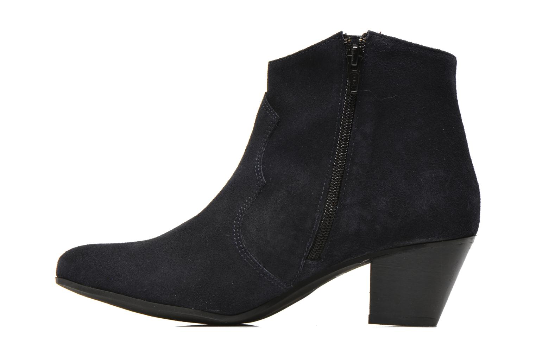 Bottines et boots Georgia Rose Ceceki Bleu vue face