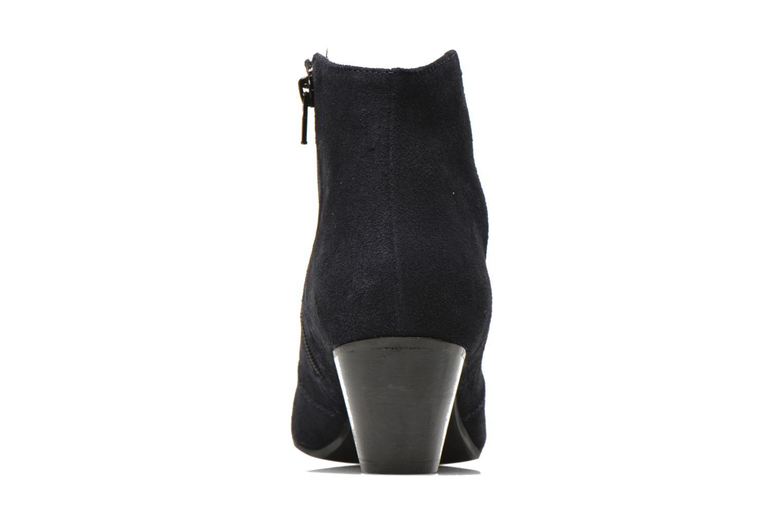 Bottines et boots Georgia Rose Ceceki Bleu vue droite