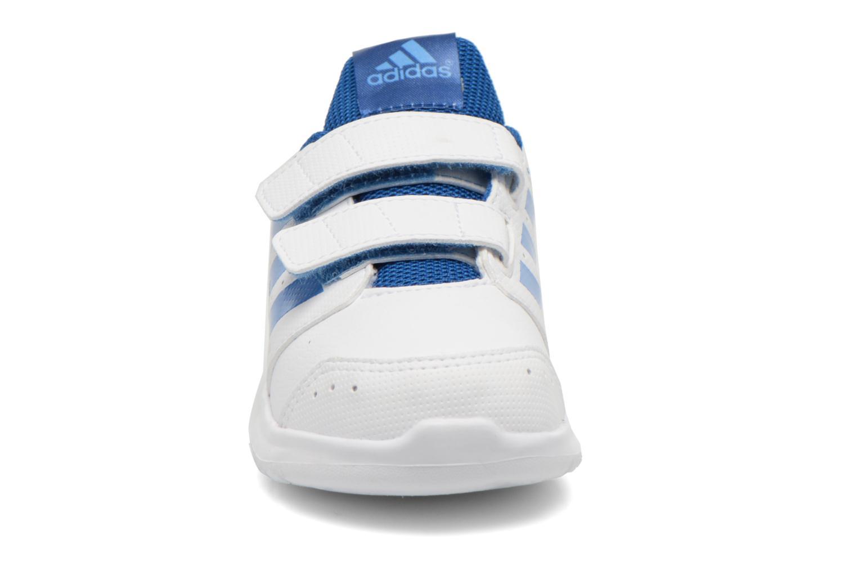 Baskets Adidas Performance lk sport 2 cf i Blanc vue portées chaussures