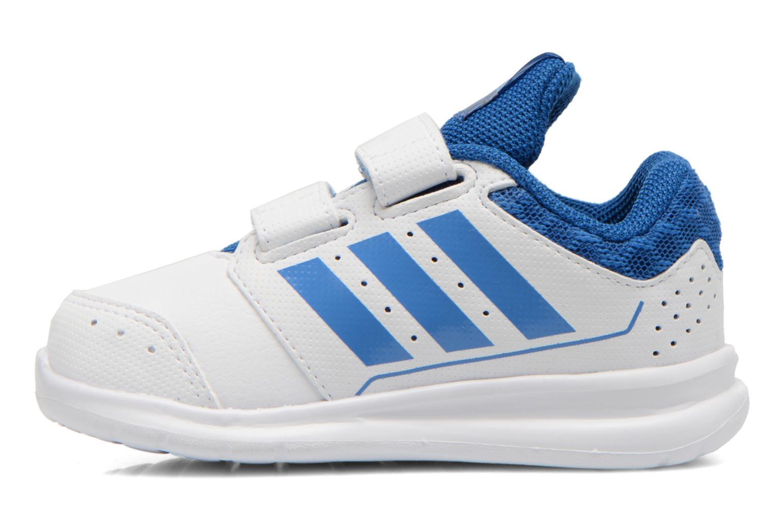 Baskets Adidas Performance lk sport 2 cf i Blanc vue face