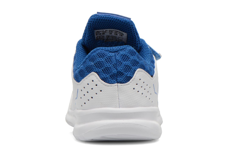Baskets Adidas Performance lk sport 2 cf i Blanc vue droite