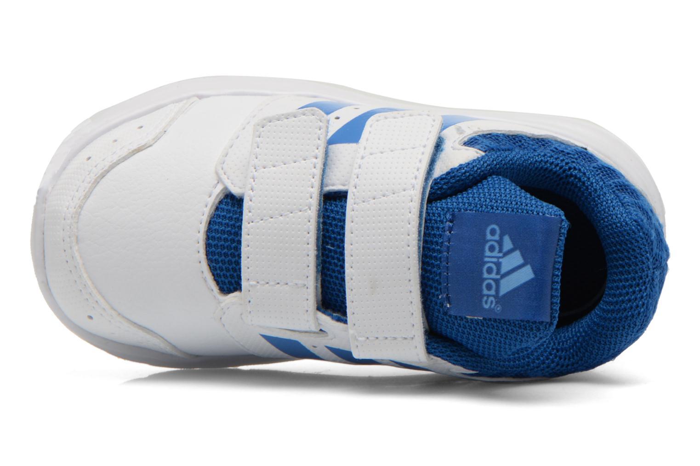 Baskets Adidas Performance lk sport 2 cf i Blanc vue gauche