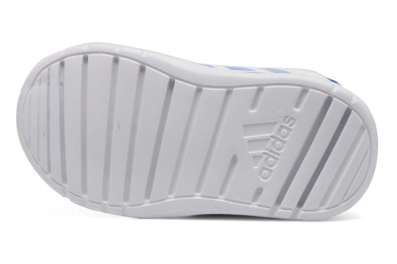 Baskets Adidas Performance lk sport 2 cf i Blanc vue haut