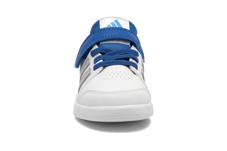 Sneaker Adidas Performance LK Trainer 7 EL I weiß schuhe getragen