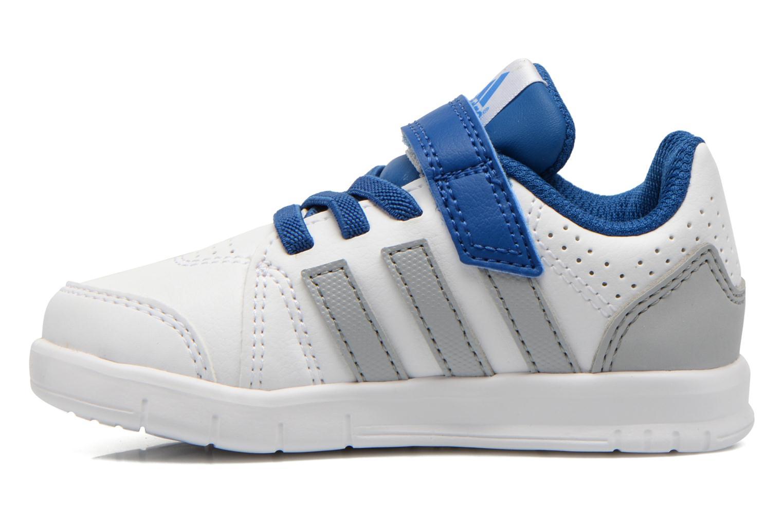 Sneaker Adidas Performance LK Trainer 7 EL I weiß ansicht von vorne