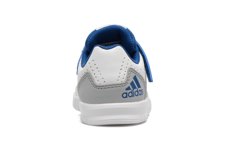 Sneaker Adidas Performance LK Trainer 7 EL I weiß ansicht von rechts