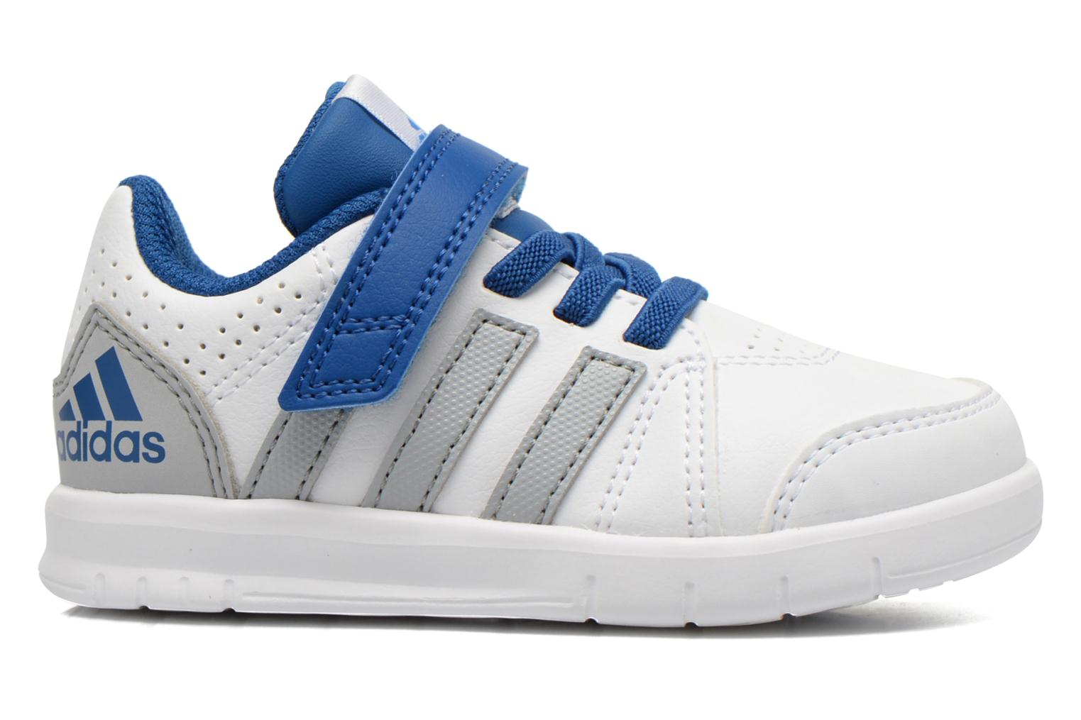 Trainers Adidas Performance LK Trainer 7 EL I White back view