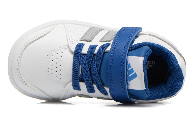 Sneaker Adidas Performance LK Trainer 7 EL I weiß ansicht von links