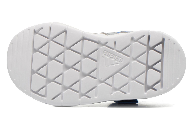 Sneaker Adidas Performance LK Trainer 7 EL I weiß ansicht von oben