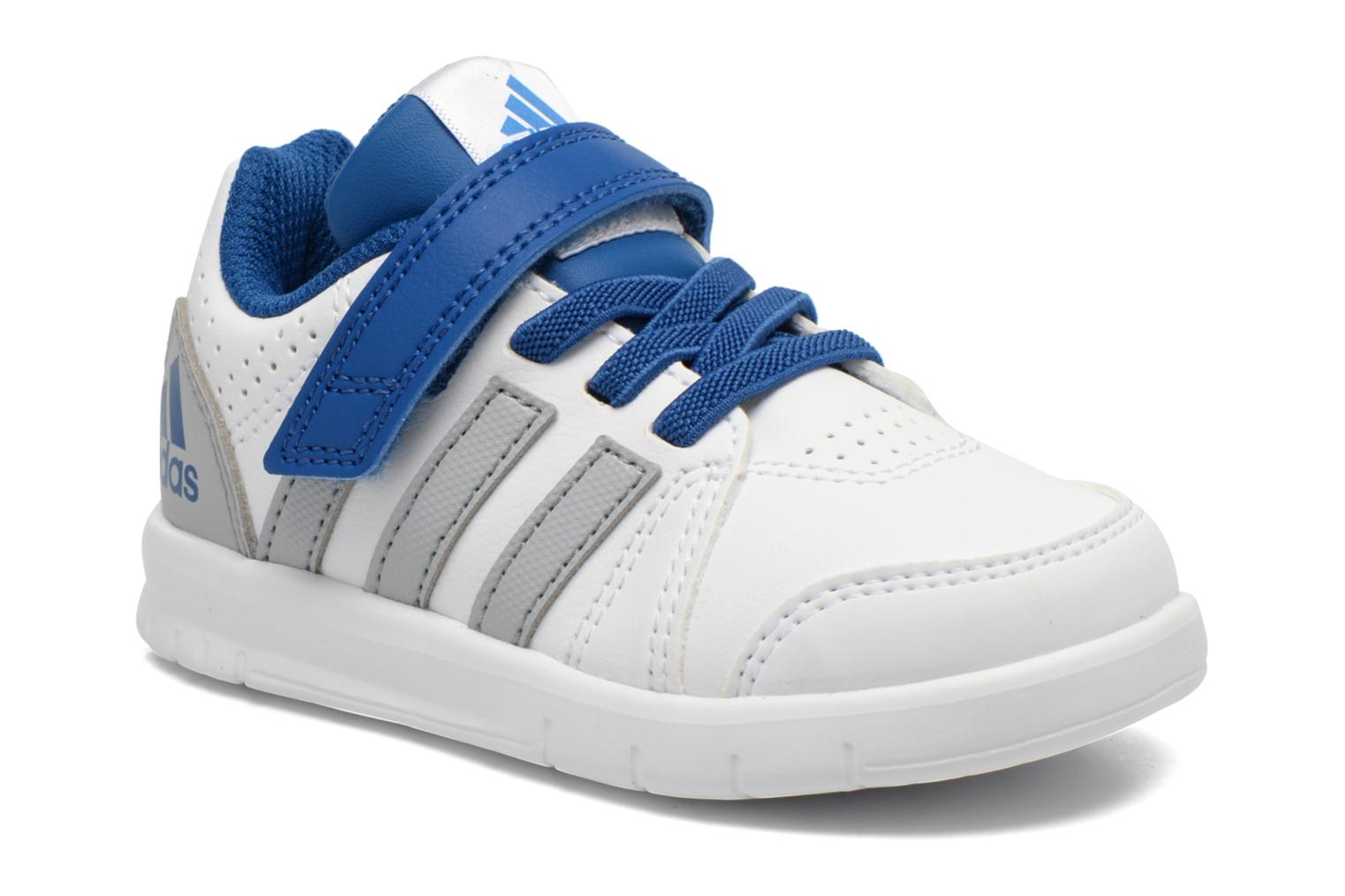 Trainers Adidas Performance LK Trainer 7 EL I White detailed view/ Pair view