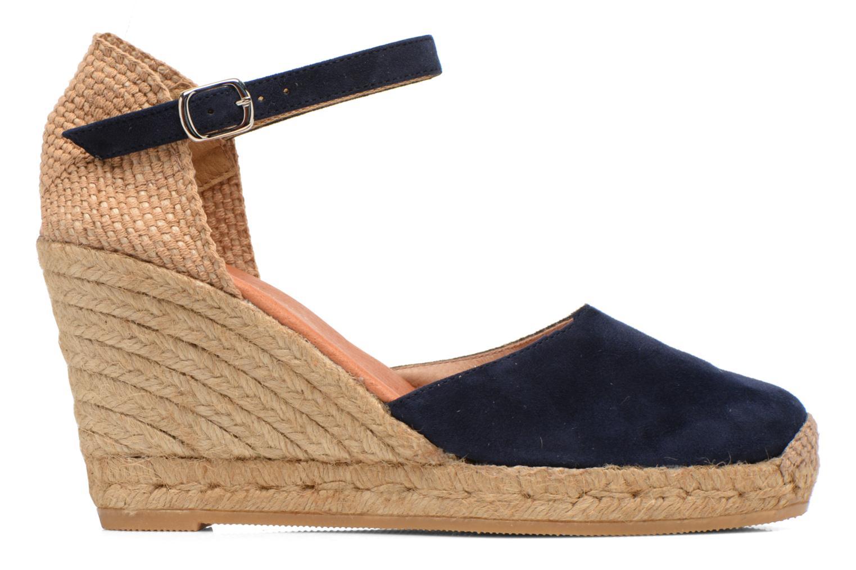 Sandales et nu-pieds Georgia Rose Iponiki Bleu vue derrière