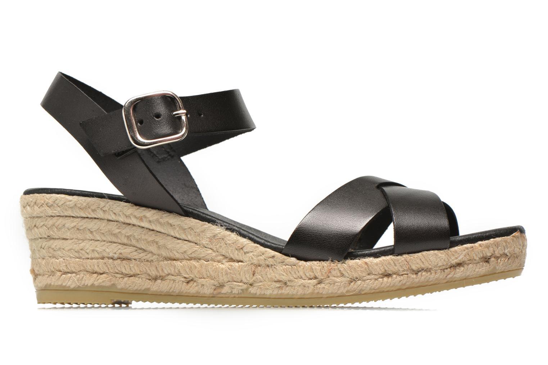 Sandals Georgia Rose Inof Black back view