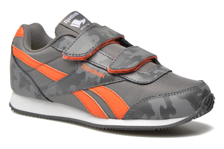 Reebok Royal Cljog 2Gr 2V CoalSharkSteelFlux Orange