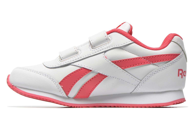 Reebok Royal Cljog 2 2V White/Fearless Pink
