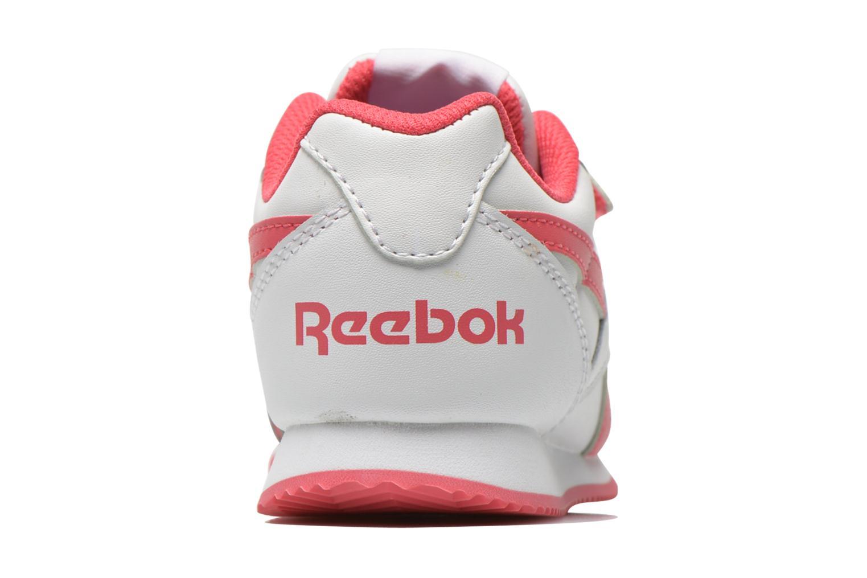 Deportivas Reebok Reebok Royal Cljog 2 2V Blanco vista lateral derecha