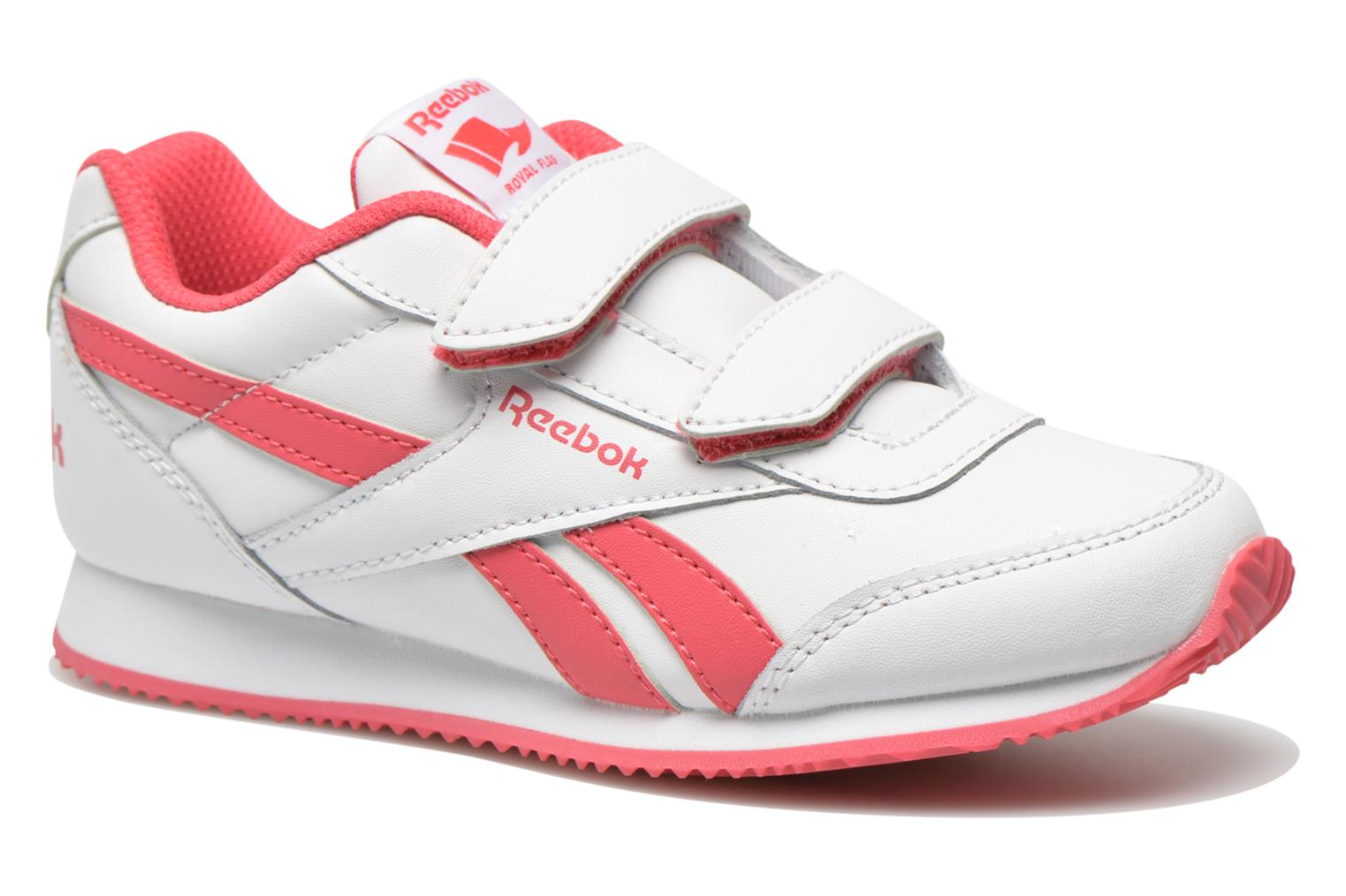 Reebok Royal Cljog 2 2V White/Fearless Pink