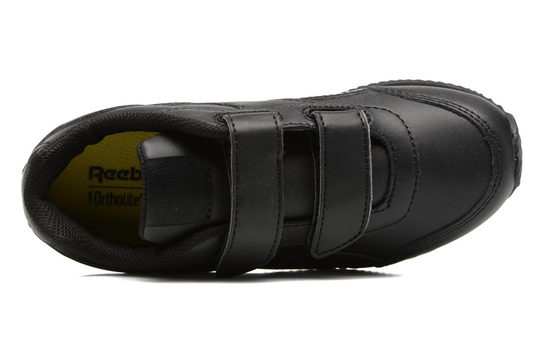 Deportivas Reebok Reebok Royal Cljog 2 2V Negro vista lateral izquierda