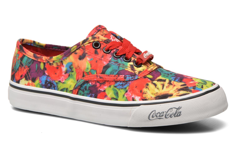 Coca-cola shoes Kick Rimini Bleu UgF81OvySK
