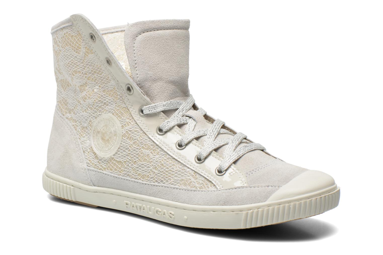 Sneakers Pataugas Bandit/GU Wit 3/4'