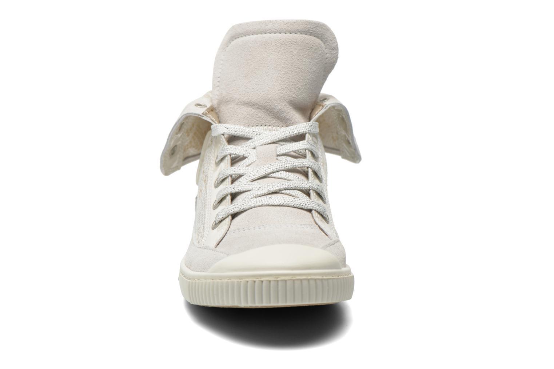 Sneaker Pataugas Bandit/GU weiß schuhe getragen