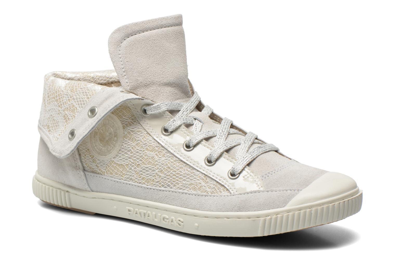 Sneakers Pataugas Bandit/GU Wit detail
