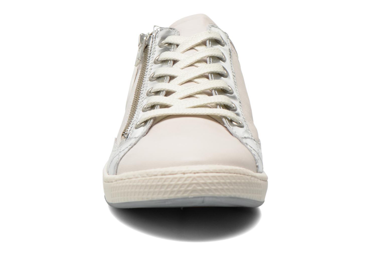 Sneaker Pataugas Jester/MI silber schuhe getragen