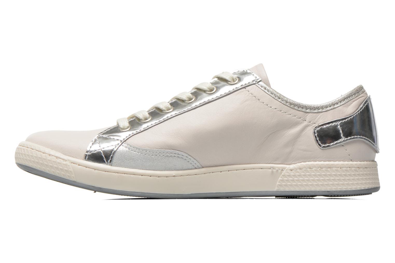 Sneaker Pataugas Jester/MI silber ansicht von vorne