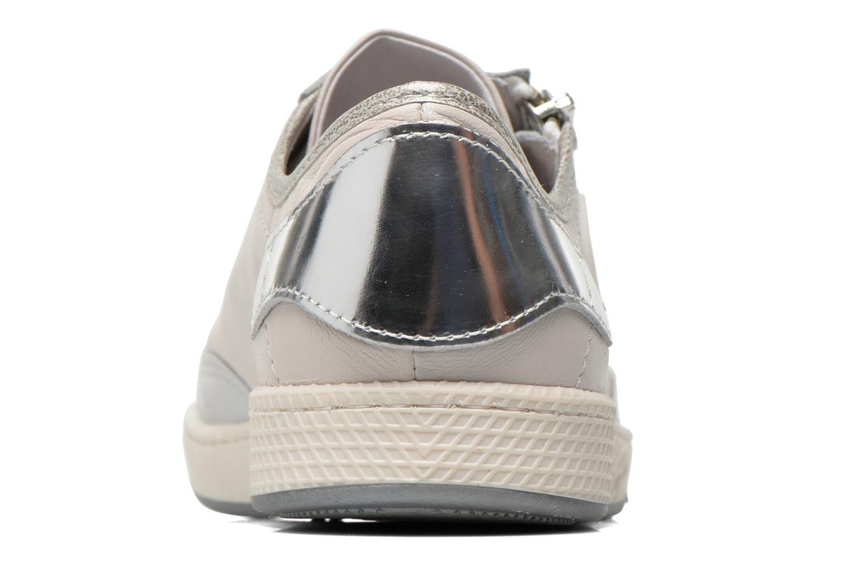 Sneaker Pataugas Jester/MI silber ansicht von rechts