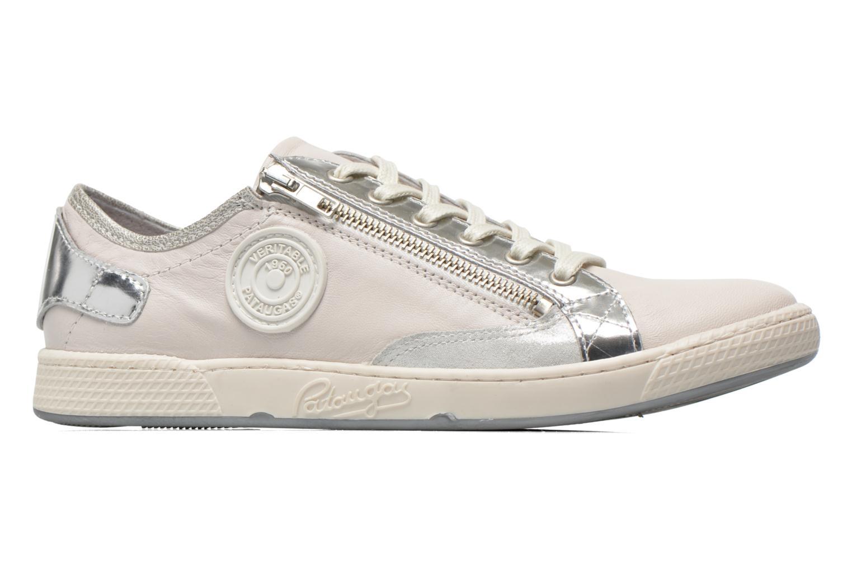 Sneaker Pataugas Jester/MI silber ansicht von hinten