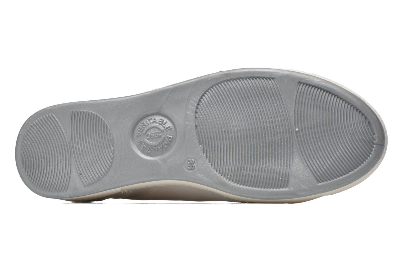 Sneaker Pataugas Jester/MI silber ansicht von oben