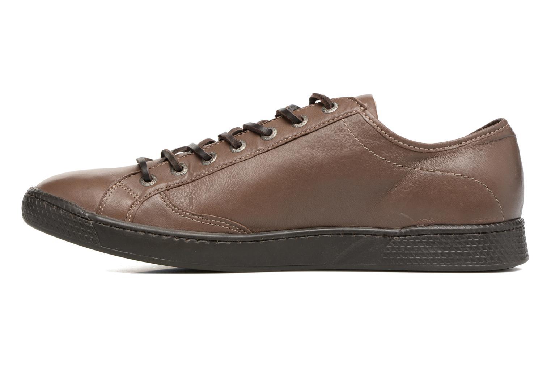 Sneaker Pataugas Jay/N braun ansicht von vorne