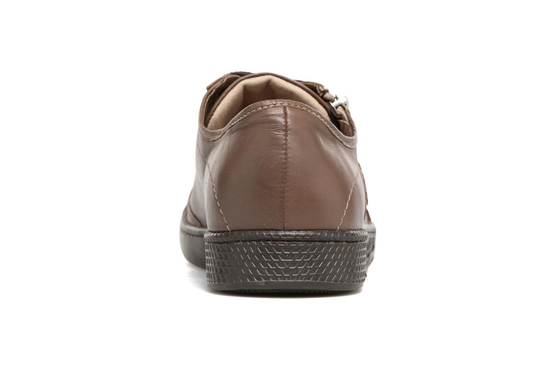 Sneaker Pataugas Jay/N braun ansicht von rechts