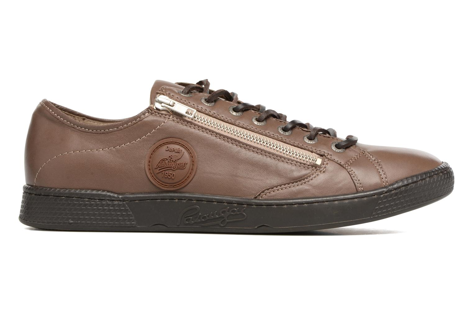 Trainers Pataugas Jay/N Brown back view