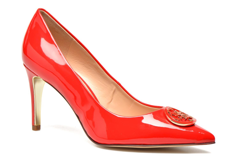 Escarpins Guess Elyca2 Rouge vue détail/paire
